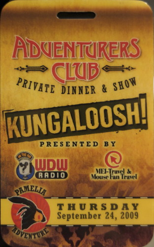 Adventurers Club Final Hoopla!