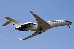 VP-CAU - Private - Bombardier BD-700-1A11 Global 5000 - Luton - 090318 - Steven Gray - IMG_1806