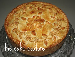 44. Apple Pie (The Cake Couture (is currently not taking any orde) Tags: apple pie doha qatar                thecakecouture