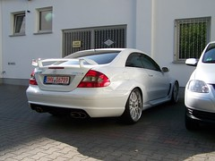Mercedes CLK55 DTM AMG by TC Concepts (Damors) Tags: white berlin car mercedes benz basement royal exotic mercedesbenz tc 55 dtm tuning morten kk amg concepts clk weis oranienburg ohv clk55 exoticsonroad schwend oberhavelland