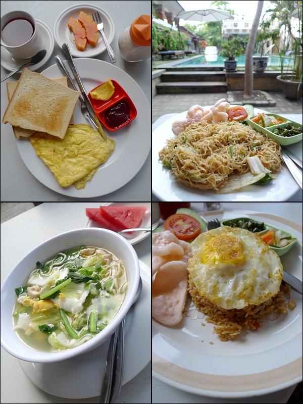 Breakfast Bali Sorgawi Hotel