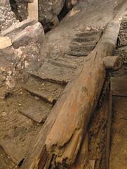 Prhistorischer Teil Hallstatt (Salzwelten) Tags: hallstatt salzbergwerk archologie salzwelten bergwerkprhistorisch