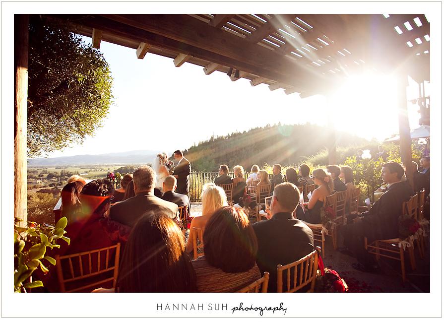 Auberge du Soleil Wedding photography Napa Valley
