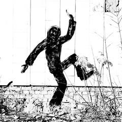 Dancing dead nuclear guy