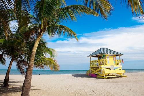 Miami côté plage - Blog voyage ebookers, bons plans / idée ...