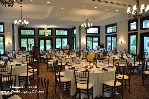 Wedding reception at Whitehall Manor Bluemont Virginia