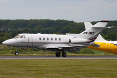 CS-DNX - 258511 - Netjets Europe - Raytheon Hawker 800XP - Luton - 090522 - Steven Gray - IMG_3058