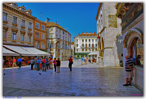 Croatia attractions - Split