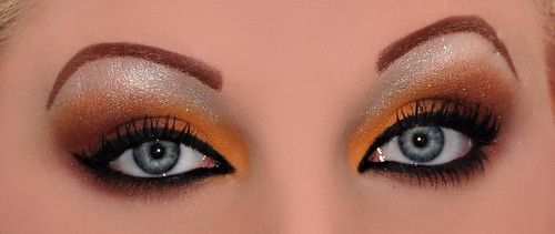 Fall Themed Eyes 4