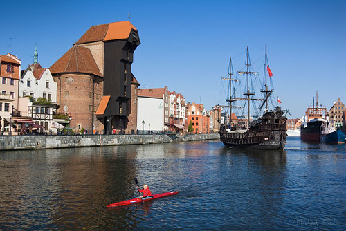 Gdansk, by Michael Cavén's