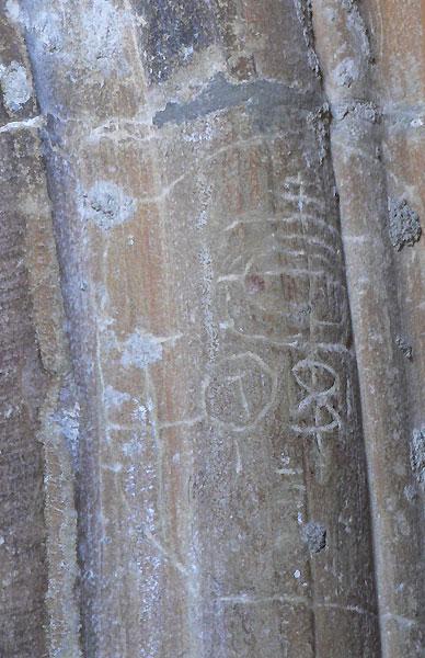 """""""lignum Crucis"""", grafiti 4060430755_e16ef99f1b_o"""