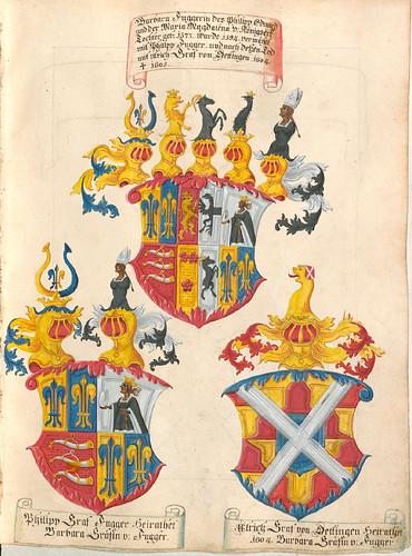010-Das Ehrenbuch der Fugger 1545-1548-©Bayerische Staatsbibliothek