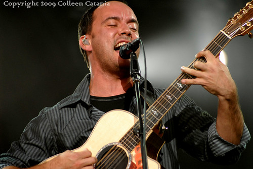 dave matthews band by Colleen Catania