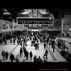 [London] Liverpool Street Station