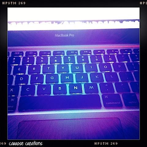 {365} 161 Writing