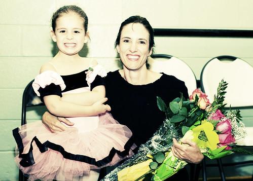 ms. jessica- her dance teacher