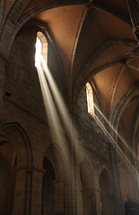 Let the sunshine in (fuerst) Tags: light church window sunshine licht cathedral dom fenster kirche bamberg sunrays sunbeam sonnenstrahl rayoflight 10faves lichtstrahl superaplus aplusphoto