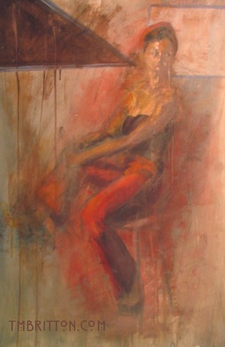 Figure Painting | 052409