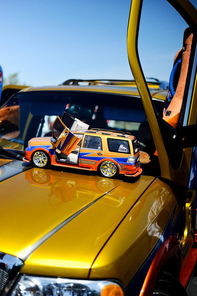 car show car on car