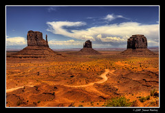 Valley View (James Neeley) Tags: arizona landscape utah monumentvalley hdr mittens naturesfinest 5xp jamesneeley