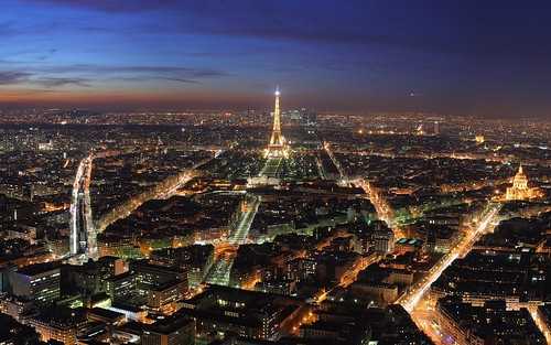 Wallpaper Of Paris France. Skyline - Paris, France at