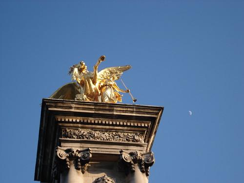Ornamental Horse on Pont Alexandre III