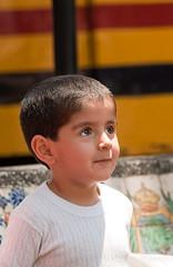 Que ve? (chblet) Tags: mxico df enfant peque bambino 100 chablet