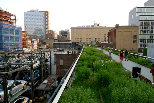 The High Line Opens