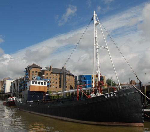 Motor Ship Hans