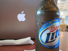 mac and beer