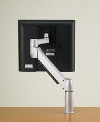 flat panel monitor support - Mockett
