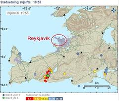Short Brake - Small Quake - 4.3 Richter (Sig Holm) Tags: island iceland islandia earthquake quake sland islande icelandic islanda ijsland islanti     slenskt        jarskjlfit