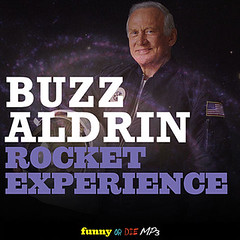 BUZZ ALDRIN / ROCKET EXPERIENCE