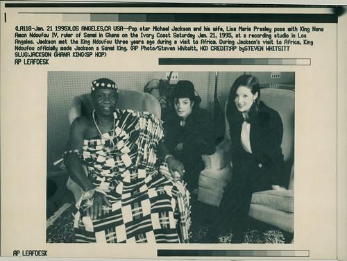 Jackson Michael - Jan 21 1995