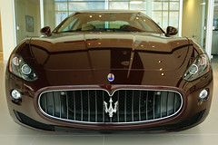 Big Smiley Maserati