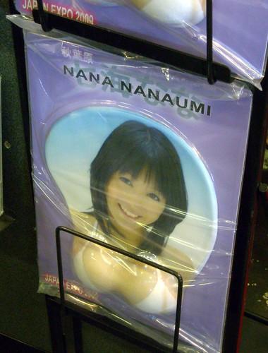 Nana Nanaumi souris