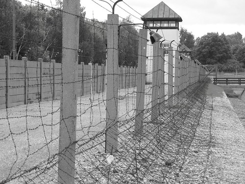 locations of concentration camps. Dachau Concentration Camp