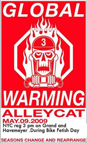Global Warming Alleycat