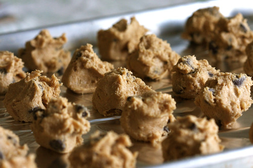 Chocolate formed cookie dough recipes