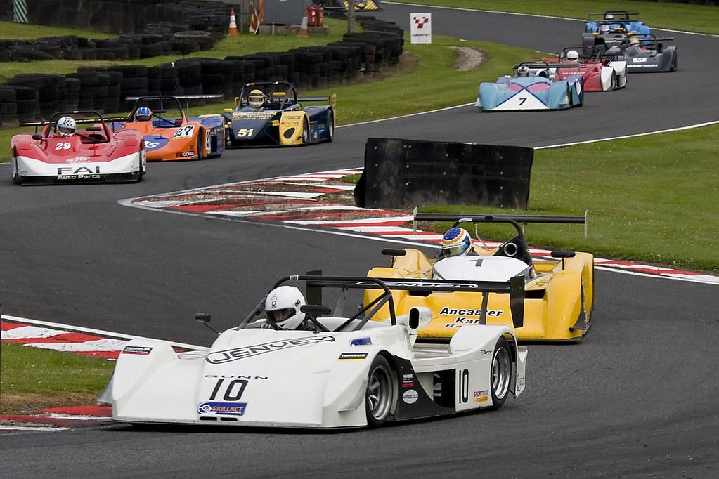 Sports 2000 Duratec Championship, Oulton Park 2009