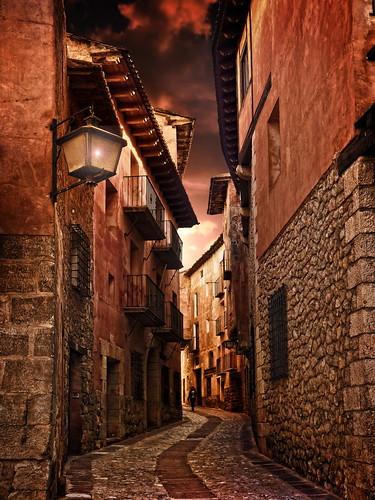 Albarracín (XX) (NO HDR) por Reinante El Pintor de Fuego.