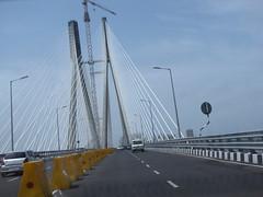 On & Around Bandra-Worli Sea Link (Shreeram Ghaisas) Tags: sea link bandra worli seaface sealink