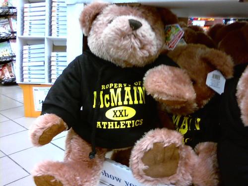 McMain Bear