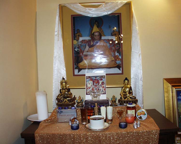 Ganden Mahayana Buddhist Center | The Pluralism Project