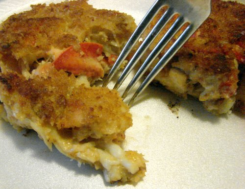 Lobster Crab Cakes Qvc
