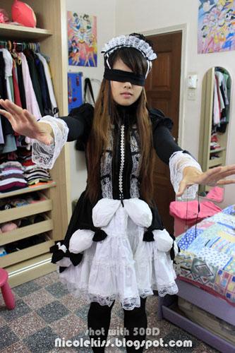 blindfold lolita