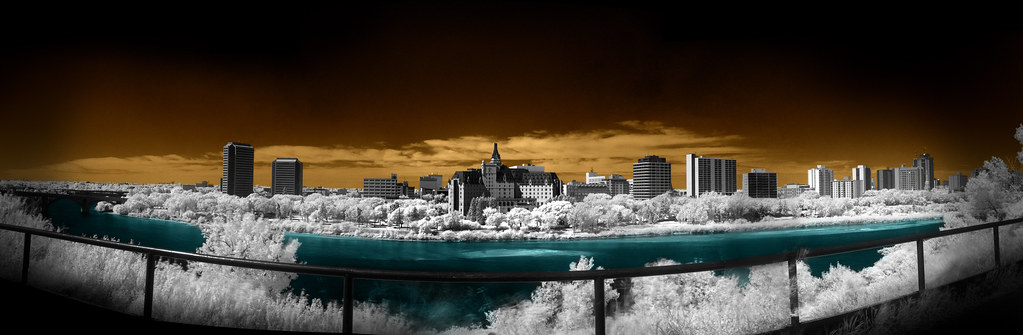 IR Test (River Pano 50%)