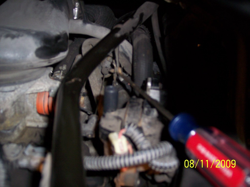 astrosafari ignition coil replacement how to 2003 astro 2003 Chevy Triumph image