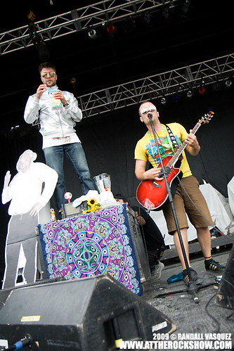 USS at Wakestock 2009