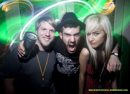 Ayres, A-Trak, and Someone Else who is probably important